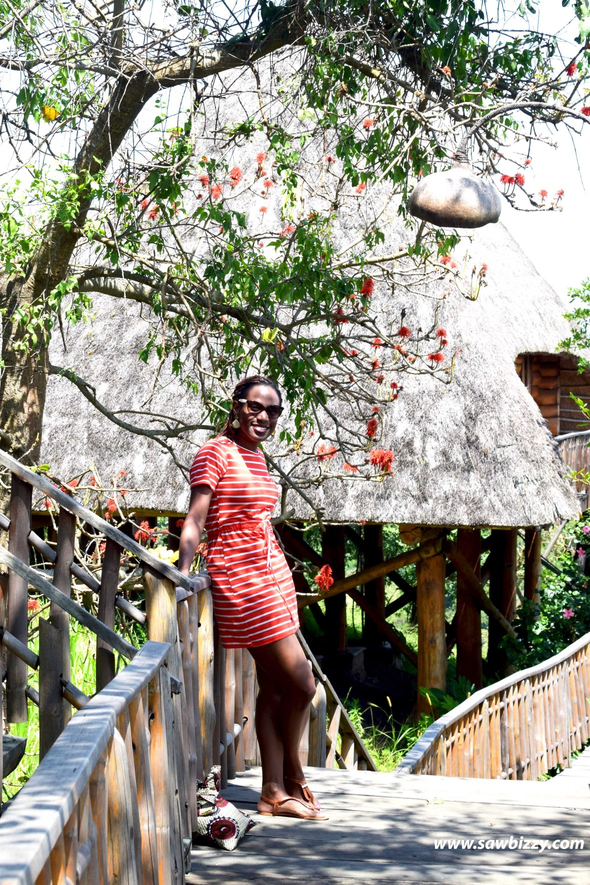 STAYING AT KYANINGA LODGE – Saw Bizzy